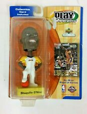 2001 Play Makers All Star Nba Warm Up Edition - Shaquille O'Neal Figurine