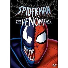 Spider-man - The Venom Saga Region 1 DVD