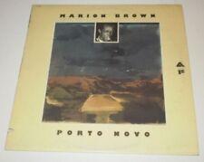 MARION BROWN - PORTO NOVO - LP 1975 ARISTA FREEDOM MADE IN U.S.A. - JAZZ - MT