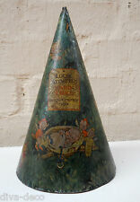 CRAWFORD c1935 MABEL LUCIE ATTWELL - FairyTree - Biscuit Tin Plate Money Box Tin