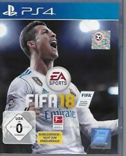 FIFA 18 Spiel und 14-tägige Testversion Ultimate Team (Sony PlayStation 4, 2017)