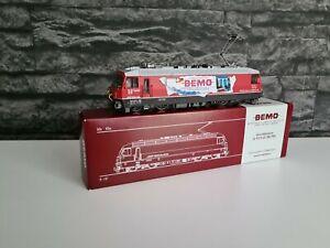 Bemo 645 E-Lok H0m Ge 4/4 lll RhB / MOB Werbelok Bemo Universallokomotive