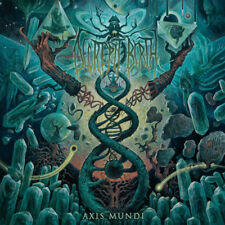 DECREPIT BIRTH Axis Mundi CD (Technical Death Metal) origin archspire obscura