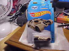 Hot Wheels Batman HW City #63 The Tumbler Camouflage Version Batmobile