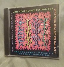 CD, Are You Ready To Dance, The 3rd Compilation, 1993 * FREE SHIPPING