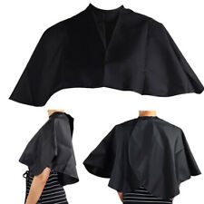 Salon Barber Apron Hair Capes Hairdressing Cloth Gown Haircut Dye Cape Wraps UK