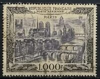 France>1950>Used, perf.13>Airmail.