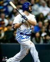 Mike Moustakas 8 x10 Autographed Signed Photo ( Brewers ) REPRINT