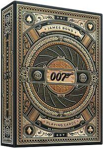 Bicycle Playing Cards: James Bond 007