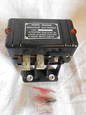 régulateur voiture ancienne PARIS RHONE ZE 340 pièce neuve d'origine