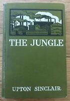 THE JUNGLE Upton Sinclair Antique First 1st Edition Published 1906