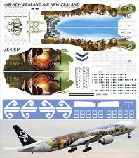 1/144 PAS-DECALS ZVEZDA BOEING 777-300 Air New Zealand Hobbit