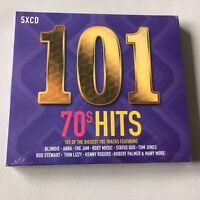 101 70s Hits - NEW & SEALED 5 x CD Set - FREE FAST UK POST!!