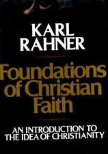 Foundations of Christian Faith: An introduction to the idea of Christianity, Kar