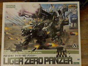 Kotobukiya ZOIDS RZ-041 Liger Zero Panzer 1/72 Scale Plastic Model Kit Japan