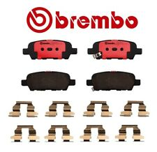 Brembo Performance Premium Ceramic Disc Brake Pad Complete Rear Set-P56046N