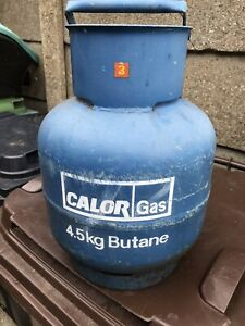 Calor 4.5 Kg Empty Gas Bottle In Kent Cash On Collection Only