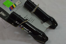 NEW bar end Ritchey WCS wet black standard  110 mm with plugs