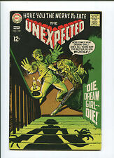 Tales of the Unexpected #109 (7.0) Die Dream Girl, Die! 1968