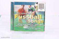 CD Die ultimativen Fussball Songs