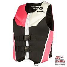 YAMAHA 2017 Women's Neoprene Life Vest Jacket 2-Buckle PFD USCG Ap UL MAW-17VNE