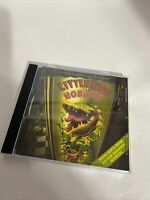 Little Shop Of Horrors: The New Broadway Cast Recording PROMO MUSIC CD w/ Art!