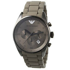 Mens Watches Emporio Armani AR5950 Sport Watch Quartz Chronograph Date