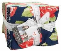 Moda, Early Bird, Fat Quarter Bundle, 40pc Precut Quilting Fabric, 55190AB