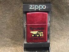 """SYNCRUDE"" Team 504 Heavy Machinery ZIPPO Lighter in Box"