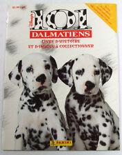 1996 Panini Walt Disney's 101 Dalmatians Sticker and Story Album French Version