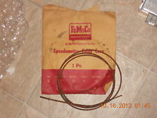 1953-1959 Ford passenger car NOS oem speedometer cable core AD-17262-C