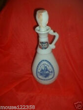 Jim Beam Collector Bottle or Decanter Delft Blue Ship empty