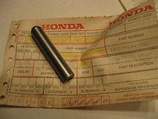 1973-1977 Honda Civic 1200 - Exhaust Valve Guide - Genuine OEM Honda