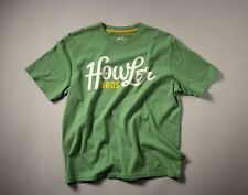 Howler Brothers Classic T-Shirt Medium New ~ Dub Green