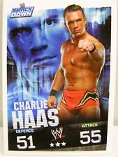 Slam Attax Evolution  #083 Charlie Haas