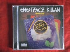GHOSTFACE KILLAH - APOLLO KIDS. SEALED CD.
