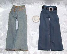 NEW LOT OF STANDARD SIZE BOYZ BOY BRATZ DOLL PANTS JEAN CLOTHES LOT #3