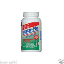 Insta-Flo  1lb Drain Cleaner Safe for Septic Systems NEW Instant Flow