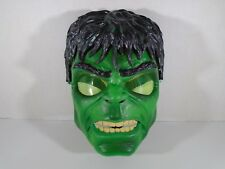 2007 HASBRO--INCREDIBLE HULK LIGHT UP MASK (LOOK)