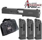 Advantage Arms for Gen 3 Glock 19 23 25 32 38 Conversion Kit w/ 3 Magazines