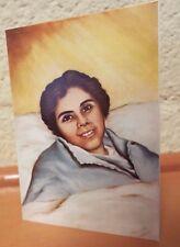 Alexandria Maria Da Costa Prayer & Bio Card, New From Portugal