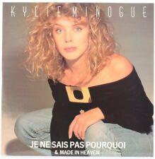 Kylie Minogue , Je Ne Sas Pas Purquoi   Vinyl Record/LP *USED*