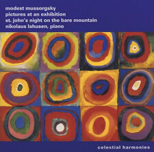 MODEST MUSSORGSKY: PICTURES AT AN EXHIBITION — NIKOLAUS LAHUSEN