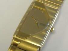 """VINTAGE  SEIKO LADY'S WATCH, RUNNING, KEEPS TIME,  6,5"""" WATCH BAND"""