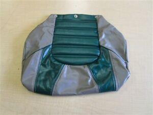 TRACKER TR708255.7 NITRO LX BACK SEAT SKIN GREEN BROWN MARINE BOAT
