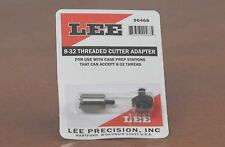 Lee 8-32 Threaded Cutter Adapter 90468