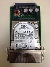 HP EIO 10GB Festplatte J6054B J6054-60012 getestet