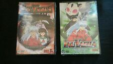INUYASHA Vol 35 The Band of seven and 31 Duplicates and Dilemmas new sealed dvds