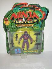 Ninja Turtles: The Next Mutation Rank Warrior (Playmates, 1997) Damaged Package