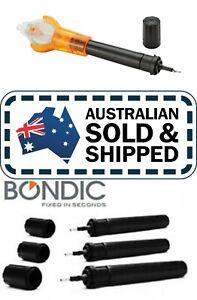 Bondic® - LED UV Liquid Plastic Welding Starter Kit -  1 Kit  with 3 Refills